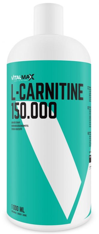 Vitalmax L-CARNITIN 150.000 LIQUID