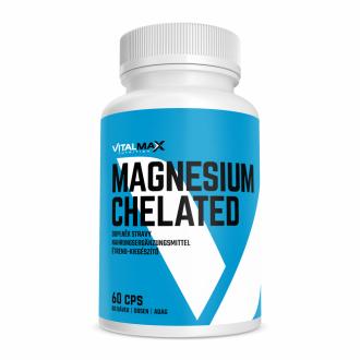 Vitalmax MAGNESIUM CHELATED