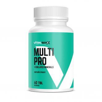 Vitalmax MULTI PRO + Chelated Minerals
