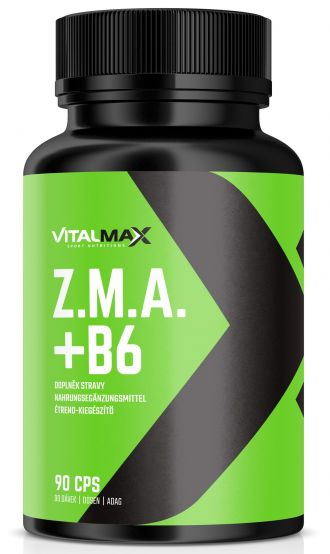 Vitalmax ZMA + B6
