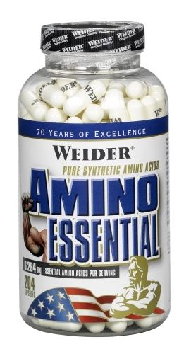 Weider Amino Essential 204