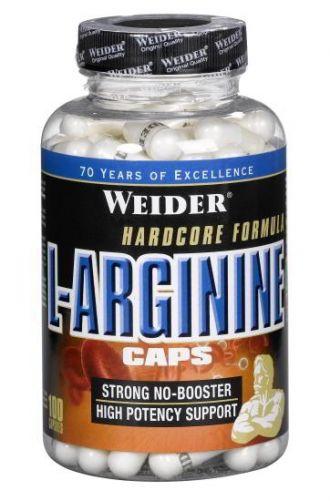 Weider L-Arginine 100 caps