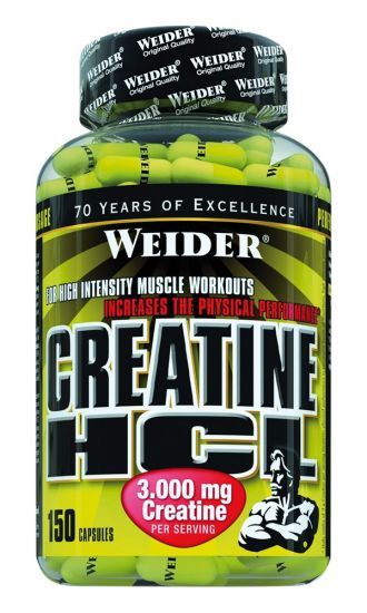 Weider Creatine HCL 150 caps