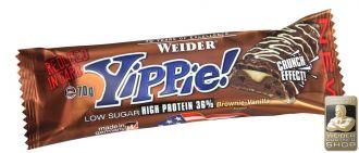 Weider 36% Yippie! Protein bar