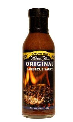 Walden Farms Barbecue Sauces Original