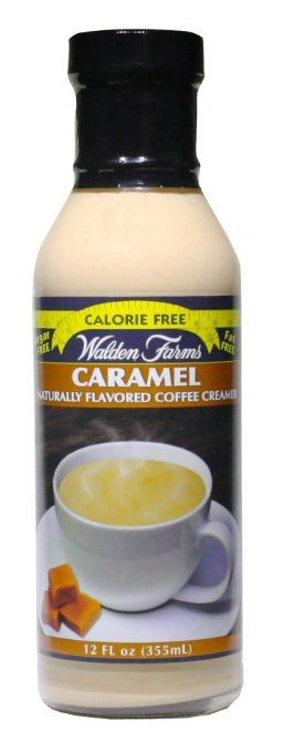 Walden Farms Coffee Creamers Caramel