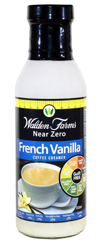 Walden Farms Coffee Creamers French Vanilla