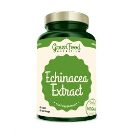 Sicht - GreenFood Nutrition Echinacea vegan caps