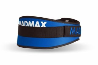 MADMAX Fitnessgürtel SIMPLY THE BEST blue