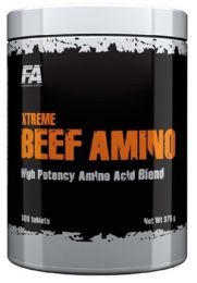 Sicht - Fitness Authority Xtreme Beef Amino