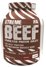 Sicht - Fitness Authority XTREME BEEF PROTEIN