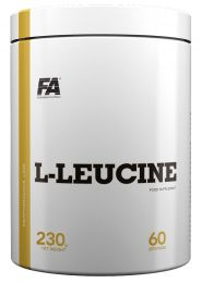 Sicht - Fitness Authority L-LEUCINE