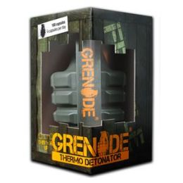 GRENADE THERMO DETONATOR FAT BURNER 100 Caps
