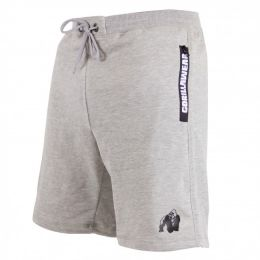Sicht - GORILLA WEAR Pittsburgh Sweat Shorts Gray