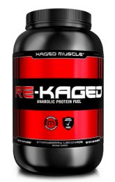 Sicht - Kaged Muscle RE-Kaged