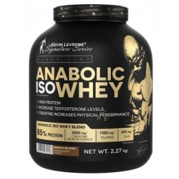 Sicht - Kevin Levrone ANABOLIC ISO WHEY