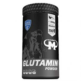 Sicht - Mammut Glutamine Powder
