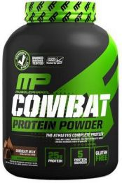 Sicht - MusclePharm Combat 100% Whey