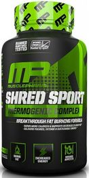 Sicht - MusclePharm Shred Sport