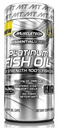 Sicht - MUSCLETECH Platinum 100% Fish Oil