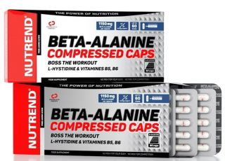 Sicht - NUTREND BETA-ALANINE COMPRESSED