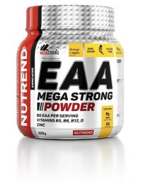Sicht - NUTREND EAA MEGA STRONG POWDER 300g