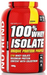 Sicht - Nutrend 100% WHEY ISOLATE