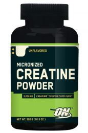Sicht - Optimum MICRONIZED CREATINE POWDER