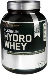 Sicht - Optimum PLATINUM HYDRO WHEY