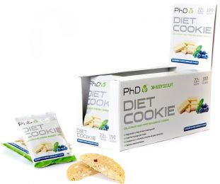 Sicht - PhD Nutrition Diet Cookie