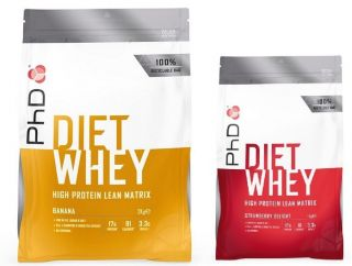 Sicht - PhD Nutrition DIET WHEY