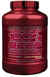 Sicht - Scitec 100% Beef Concentrate