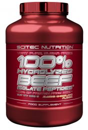Sicht - Scitec 100% Hydrolyzed Beef Isolate Peptides