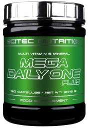 Sicht - Scitec Nutrition Mega Daily One Plus