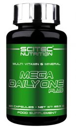 Sicht - Scitec Mega Daily One Plus