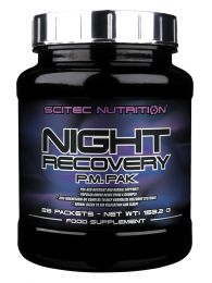 Sicht - Scitec NIGHT RECOVERY
