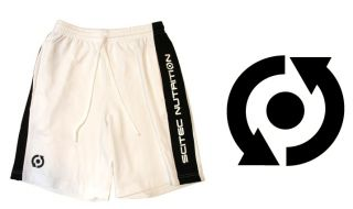 Scitec SHORTS MEN WHITE