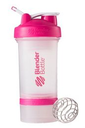 Blender Bottle PINK 600ml