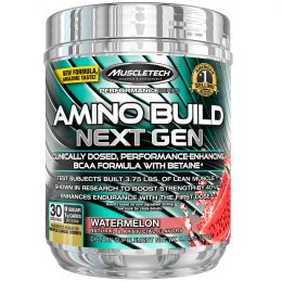 Sicht - MUSCLETECH Amino Build Next Gen